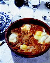 Рецепт Чесночный суп по-кастелянски