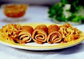 Рецепт Блины со свининой по-датски