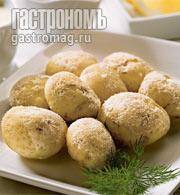 Рецепт Картофель в морской соли