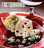 Рецепт Кальмар с какао