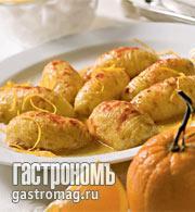 Рецепт Картофель в апельсиновой глазури