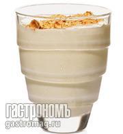 Рецепт Арахисовый смузи с мороженым