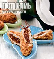 Рецепт Пирожки из курицы с шоколадом