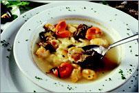 Рецепт Суп из устриц