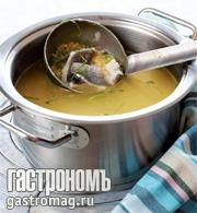 Рецепт Уха из сига