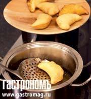 Рецепт Креольские пирожки с раками