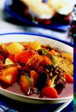 Рецепт Суп из летних овощей