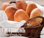 Рецепт Пирожки с палтусом