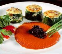 Рецепт Сапайитос, фаршированные мясом