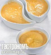 Рецепт Запеченный чайный крем