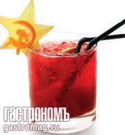 "Рецепт Коктейль ""Красная армия"""