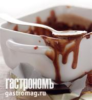 Рецепт Крем-брюле с какао и анисовой карамелью