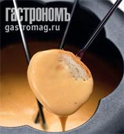 Рецепт Сырное фондю