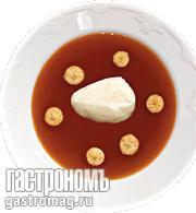 Рецепт Суп из шиповника (Nyponsoppa)