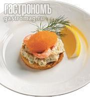 "Рецепт Тост ""Скаген"" (Toast Skagen)"