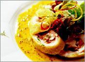 Рецепт Грудка цыпленка с горчичным соусом