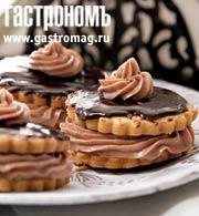 Рецепт Шоколадные птифуры