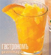 Рецепт Граните из апельсина