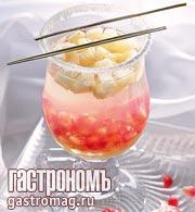 Рецепт Горячий напиток с гранатом и кардамоном