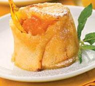Рецепт Шарлотка абрикосовая