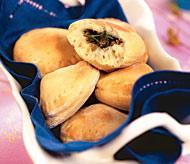 Рецепт Пирожки с начинкой из сердца индейки