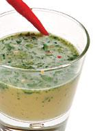 Рецепт Соус-дип с каперсами и грейпфрутом