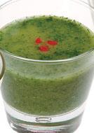 Рецепт Соус-дип с рукколой и томатом