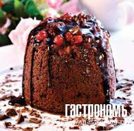 Рецепт Английский шоколадный пудинг