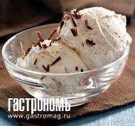 Рецепт Имбирно-шоколадное мороженое из йогурта
