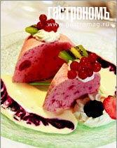 Рецепт Парфе с йогуртом и вишней