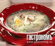 Рецепт Рыбный суп с укропом