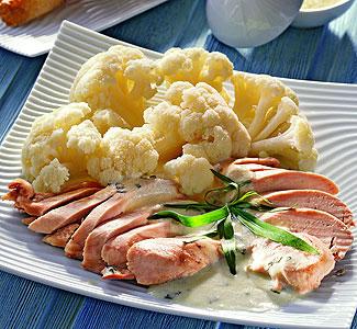Рецепт Куриные грудки в эстрагоновом соусе