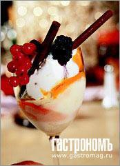Рецепт Мангово-йогуртовое мороженое