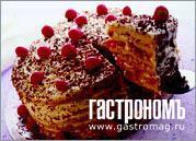 Рецепт Вишневый торт