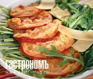 Рецепт Жареные помидоры