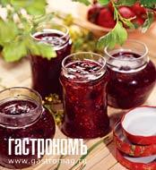 Рецепт Ягодное ассорти