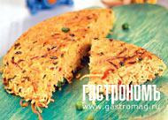 Рецепт Лапшевник с овощами