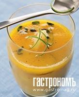Рецепт Десертный суп из груш с шалфеем