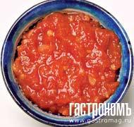 Рецепт Томатная аджика