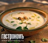 Рецепт Суп из фасоли с мидиями