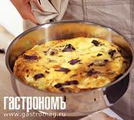 Рецепт Фриттата с кабачками в духовке
