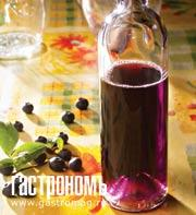 Рецепт Вино из черники с мятой