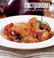 Рецепт Цыпленок в вине