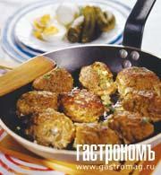 Рецепт Зразы из говядины с начинкой из соленых огурцов