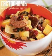 Рецепт Баранина по-сицилиански