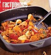 Рецепт Паприкаш с курицей