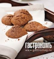 Рецепт Медово-шоколадное печенье