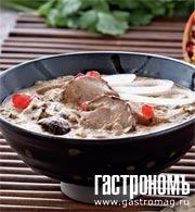 Рецепт Сациви с грибами