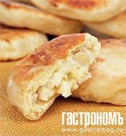Рецепт Оладьи на кефире с картофелем