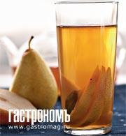 Рецепт Чай с мятой и грушей